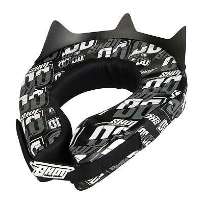 Shot Shade Adjustable Motocross Off Road Neck Brace Race Collar Protector Guard