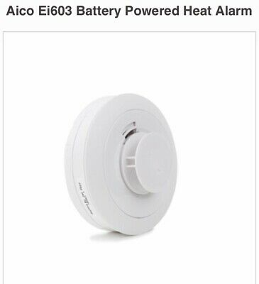 Aico Ei603 Battery Powered Heat Alarm