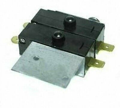 Toastmaster Toaster Switch With Bracket 7604299 Star Mfg 7606396 Middleby