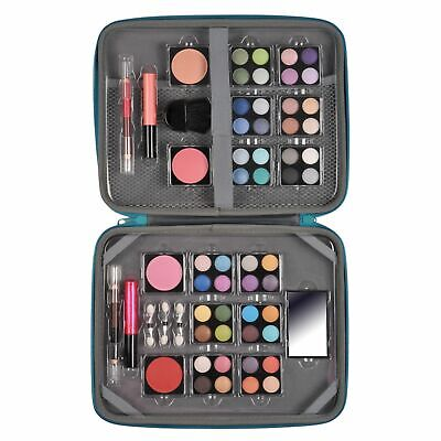 Make Up Set 61 Colours Eyeshadow Lipgloss Face Palette Kit Gift Professional Box