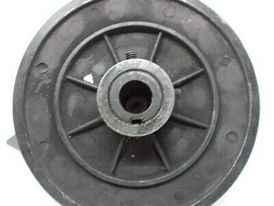 """variable speed pulley lovejoy 245 3/4""""bore 6"""" dia."""