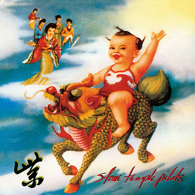 STONE TEMPLE PILOTS 'PURPLE' - NEW CD - Released 13/09/2019