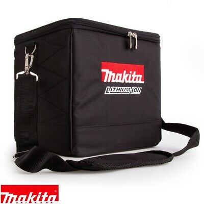 Makita 831373-8 Black Cube Tool Bag 10 Inch/225mm