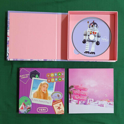 [Pre-Owned/No Photocard] Red Velvet The ReVe Festival Day 2 Yeri ver.