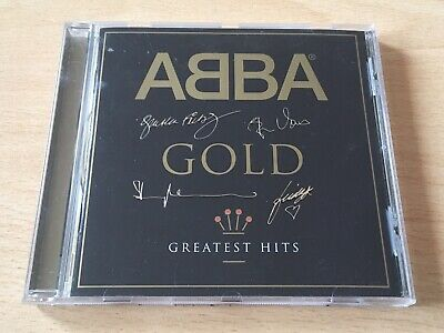 Abba Gold Signature Edition Greatest Hits CD Album - Mamma Mia the very best of