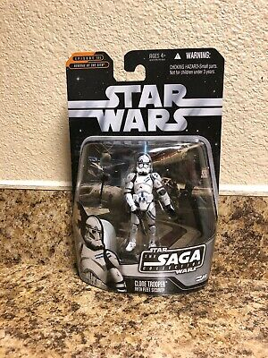 2006 Moc Star Wars The Saga Collection Sealed Fifth Fleet Security Clone #059