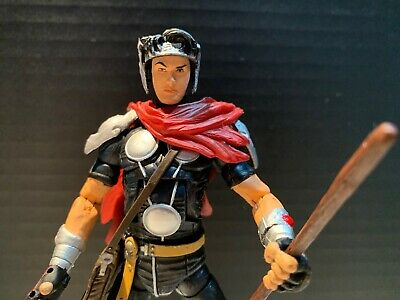 Marvel Legends Asgardian Action Figure - LOOSE (from Young Avengers Gift Pack)