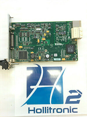 National Instruments PXIe-6341 Multifunction DAQ 16AI, 500 kS/s 2 AO, 24DIO 4CTR