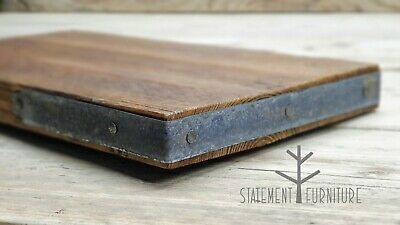Scaffold Board Shelf / Shelves; Reclaimed, Solid, Industrial & Rustic: 20 Sizes