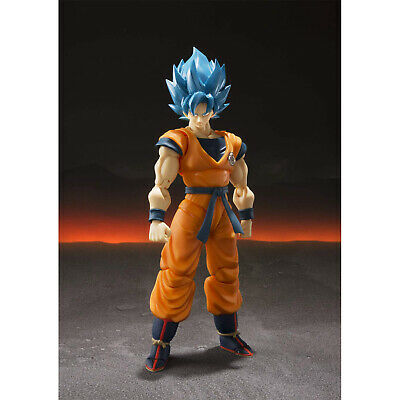 Bandai Dragon Ball Super SSGSS Goku SH Figuarts NEW