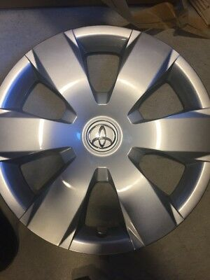 """4-2007 2008 2009 2010 2011 TOYOTA CAMRY Wheel covers 16"""" Hubcaps aftermarket"""