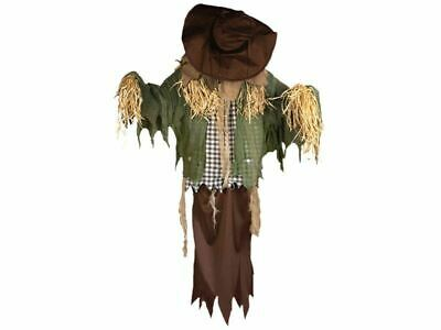 Hanging Surprise Scarecrow Halloween Animated Prop Haunted House Scary Jumping
