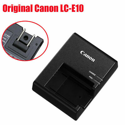 Genuine Canon T3 T5 T6 and T7 Charger LC-E10, LP-E10 Canon Rebel EOS 5109B001