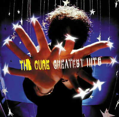 The Cure Greatest Hits remastered reissue vinyl 2 LP +d/load gatefold NEW/SEALED