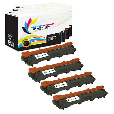 4Pk SPS TN221 TN225 HY Compatible Brother HL-3140cw 3170cdw MFC-9130cw Cartridge