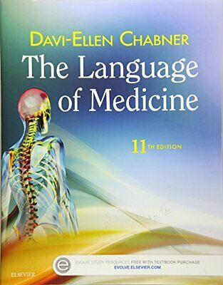 The Language of Medicine 11th Edition [PDF] - 24 Hour Delivery
