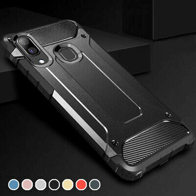 Huawei Y7 Pro 2019 Y5 Y6 2018 Nova 3e 3i Case Rugged Heavy Duty Armor Cover