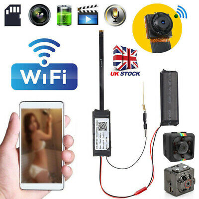 Mini Wireless Hidden Spy Camera WIFI 1080P HD For Home Surveillance Camcorder Z4