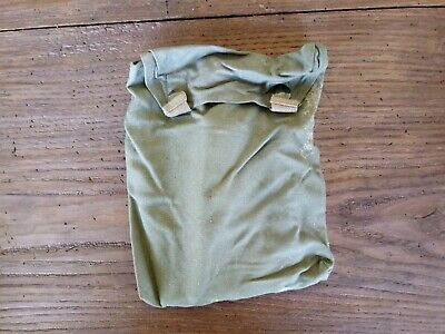 WW2 BUSTA per MANTELLO ANTIGAS Wehrmacht ORIGINAL Gas Cape Gasplane