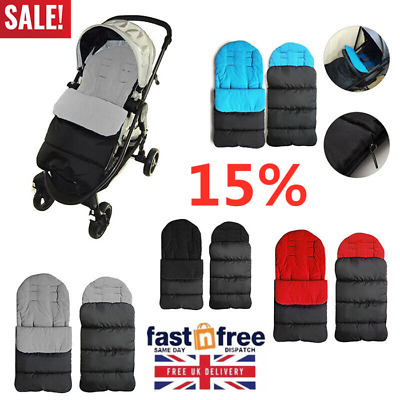 Warm Baby Stroller Foot Muff Buggy Pushchair Pram Foots Cover Windproof Case