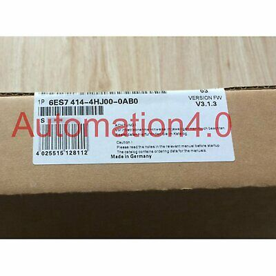 1PC Brand New Siemens 6ES7 414-4HJ00-0AB0 One year warranty free Shipping