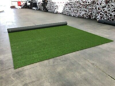 Cheap Artificial Fake Grass Clearance Roll End Remnant 29mm Off Cuts Astro Turf.