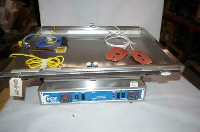 Wave Biotech  # Base 20/50Eh  Bioreactor System & Heaters   Wr-105