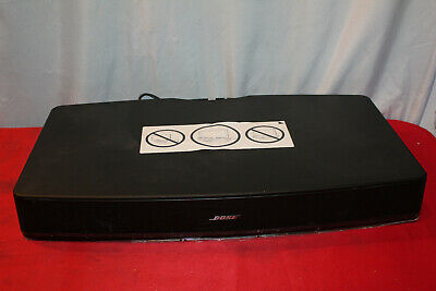 Bose Solo TV Sound System - Black RS