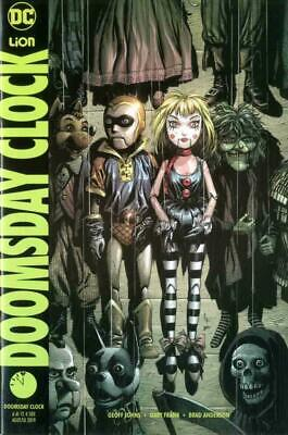 Doomsday Clock 6 - Dc Comics - Lion - Italiano - Nuovo