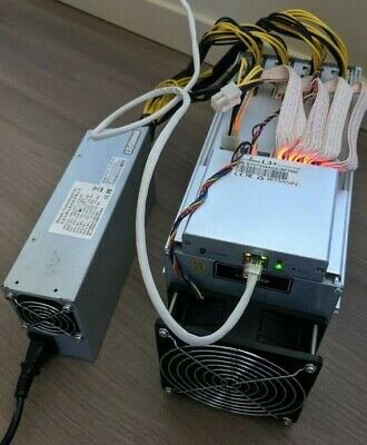 Litecoin/Scrypt Miner Bitmain Antminer L3+, 504MH/s, Working, Used, NO PSU!