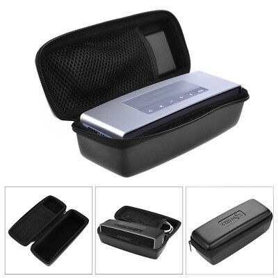 Hard Carrying Travel Case Pouch For Bose SoundLink Mini II Bluetooth BT Speaker