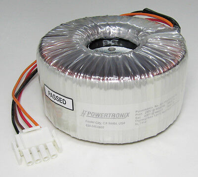 BRAND NEW! - Powertronix Copper Power Transformer Toroid, AA-110013