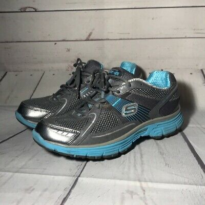 SKECHERS TONE UPS Fitness Walking Shoes Women Size 10