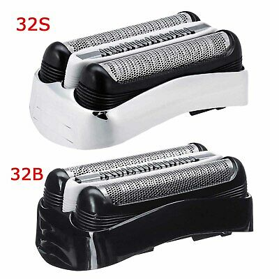 Replacement Foil Head For Braun 32B 32S Series 3 3020S 3030S 3040S 3080S 350CC