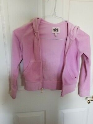 Girls 2 Piece Outfit, size Medium,  by Juicy Couture