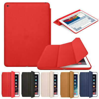 Ultra Thin Leather Magnetic Smart Cover Case Protector For Apple iPad 2 3 4 Pro