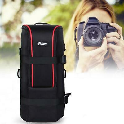 DSLR Camera Lens Protector Pouch Case Bag Pouch Pack For Canon Nikon Son Gifts