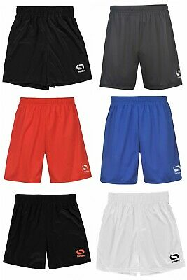 Sondico Kids Football Shorts Junior Boys PE Running Gym Sports Fitness Rugby