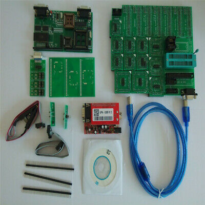 Tms and Nec Eeprom Car Programmer Tool  UPA USB HW2018 SW1.3 with Full Adapters
