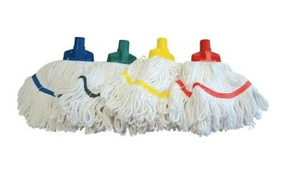 SYR Interchange Freedom Mini Mop Head Cotton Poly Cleaning Floor Dirt Spills