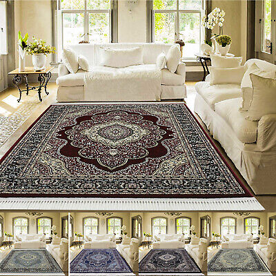 Large Area Rug Oriental Vintage Carpet Mats For Living Room Bedroom Cosy Rugs