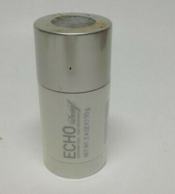 Davidoff Echo Deodorant Stick 75 ml  For Men  New & Rare