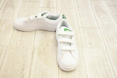 **Adidas VS Advantage Clean Sneakers - Little Kid's Size 2 - White