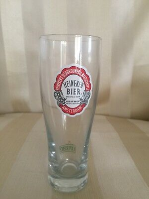 Heineken Amsterdam Beer glass limited edition