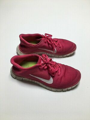 NIKE FREE 4.0 V3 Women's Running Shoes 580406 610 Pink Force