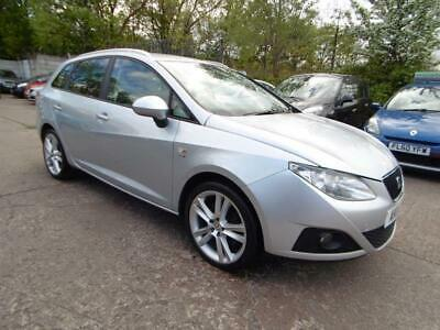 SEAT Ibiza TDI CR SPORT ( 1 OWNER + PARKING SENSORS + FINANCE AVAILABLE)