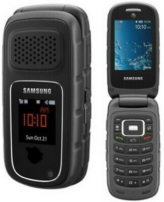 Samsung Rugby III 3 A997 Black Unlocked Rugged Phone x