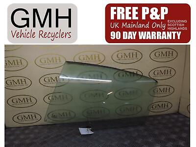 Bmw 3 Series E46 Left Passenger Nearside Rear Window Glass 43r000981 1998-2006~