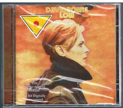 David Bowie Low Cd Sigillato!!!