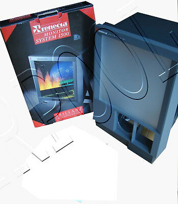Reflecta Monitor System 1500 Slide Viewer Save ££'s PROJECTOR DAYLIGHT VIEWER
